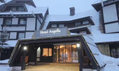 Family hotel Angella****