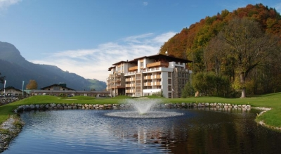Hotel Grand Tirolia Resort Kitzbühel